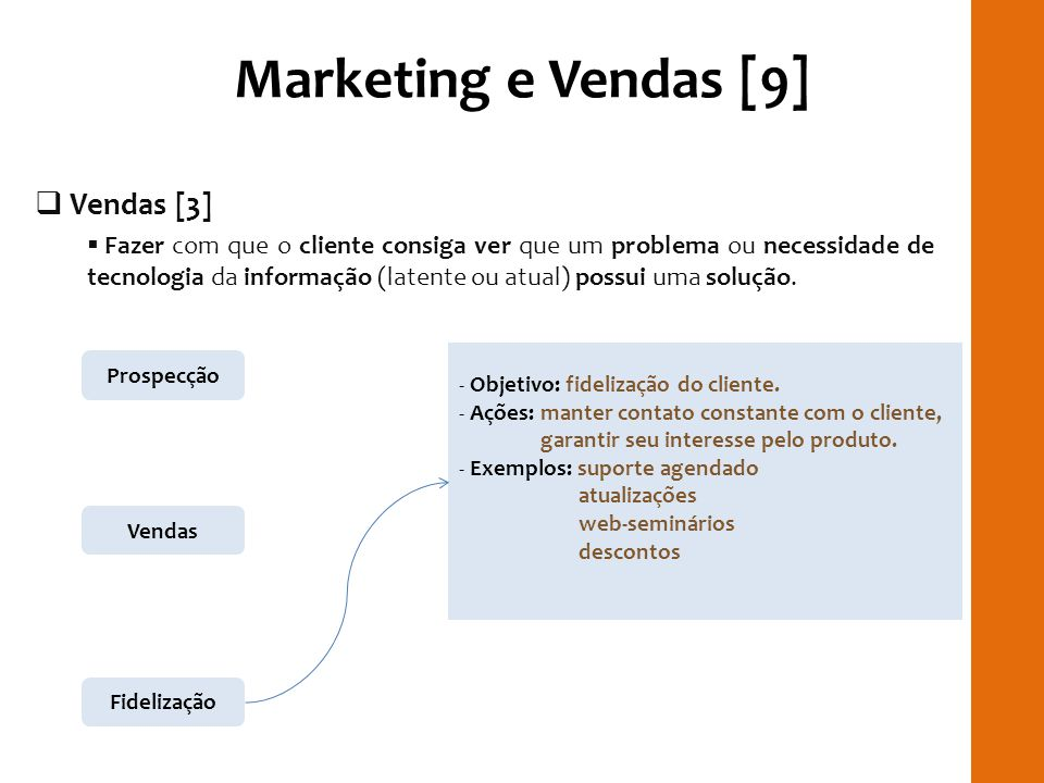 Marketing e Vendas [9] RILAY Vendas [3]